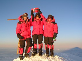 Denali 6194 moh, Alaska